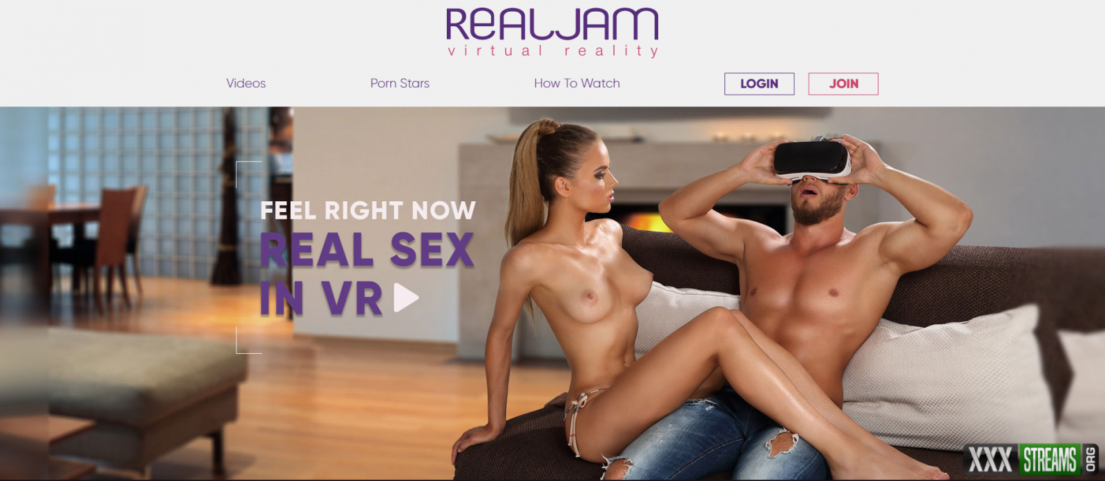RealJamVR.com – Siterip