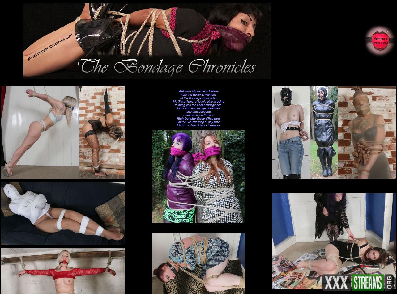 Bondagechronicles.com – Siterip