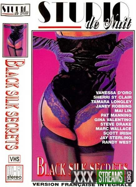 Black silk secrets (1989/VHSRip)