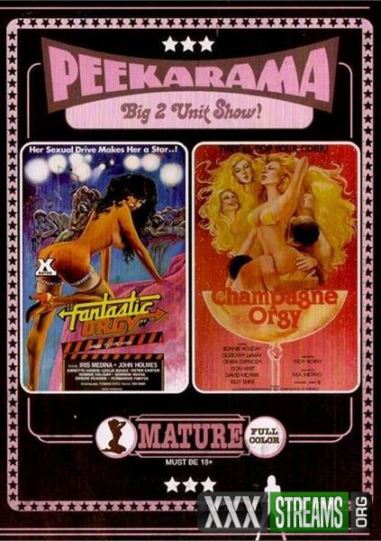 Champagne Orgy (1978/DVDRip)