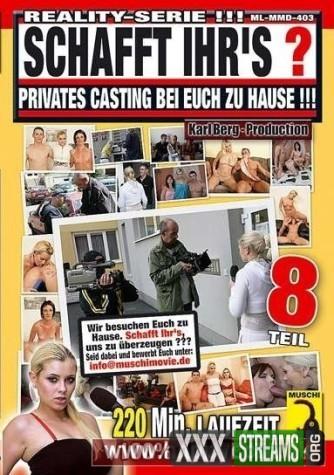 Schafft Ihrs 8 Privates Casting Bei Euch Zu Hause