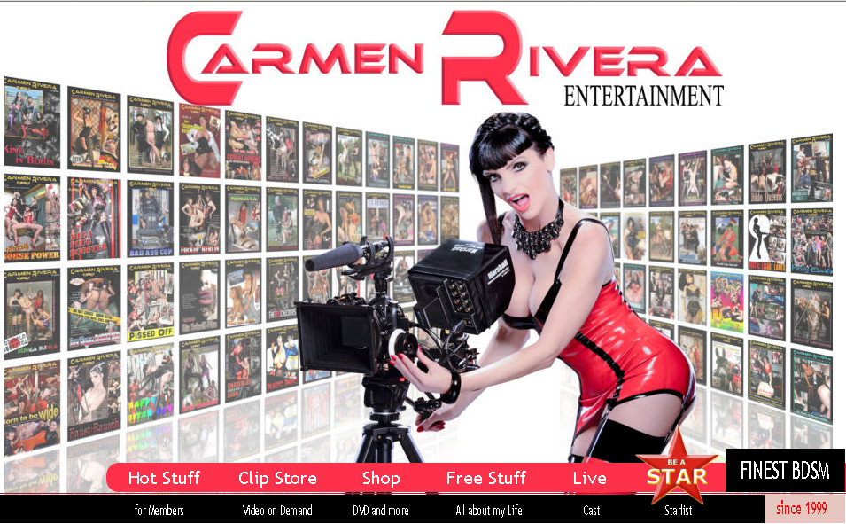 Carmenrivera update0902 SiteRip / Porn Stars /