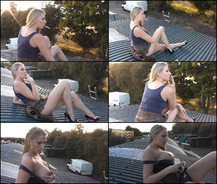 danielle-maye-xxx-smoking-up-on-the-roof-2015-10-05 nEjqcU Preview