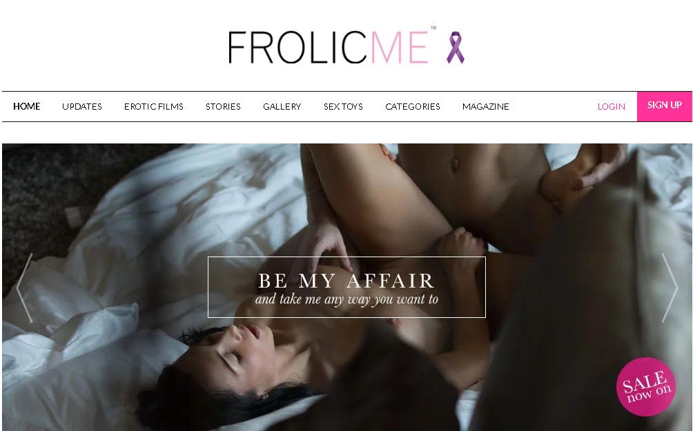 Frolicme SiteRip