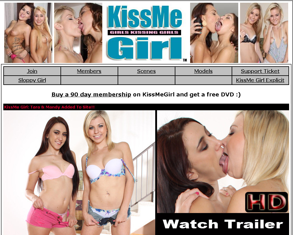 Kissmegirl SiteRip