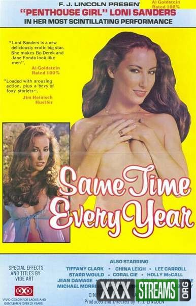 Same Time Every Year (1982/DVDRip)