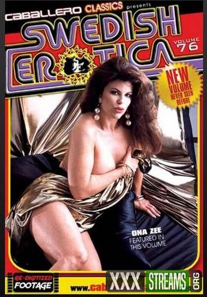 Swedish Erotica 76 – Ona Zee (1985/DVDRip)