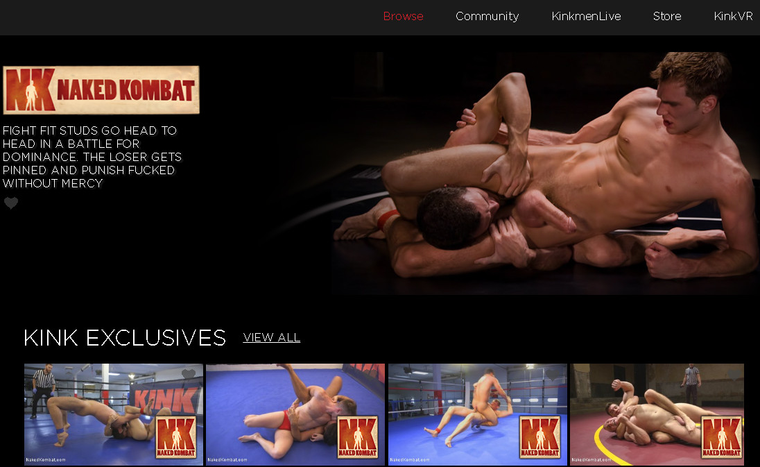 Nakedkombat update1601 SiteRip