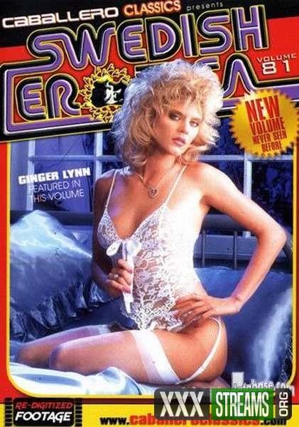 Swedish Erotica 81 - Ginger Lynn (1985/DVDRip)