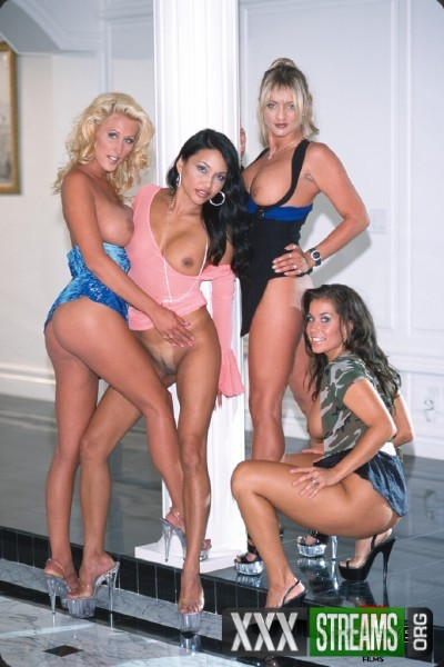 Dru Berrymore, Holly Hollywood, Nikita Denise, Shanna McCulough, Sindee Coxx - ButtSlammers 20, Scene 2 (2018/BruceSevenFilms.com/SD)