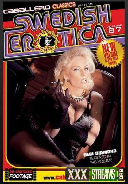 Swedish Erotica 87 – Debi Diamond (1985/DVDRip)