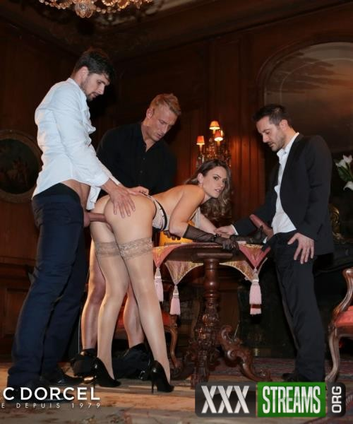 Claire Castel - Checkmate by her kings (DorcelClub.com/2018/FullHD)
