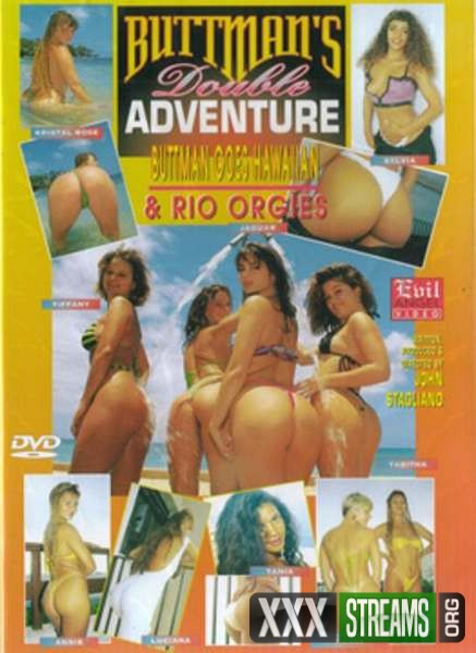 Buttmans Double Adventure (1993/DVDRip)