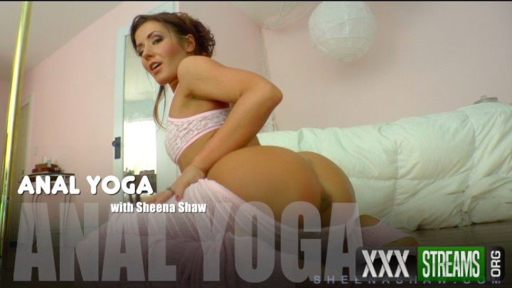 Sheena Shaw Anal Yoga With Sheena Shaw (Manyvids)