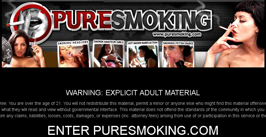 PureSmoking SiteRip