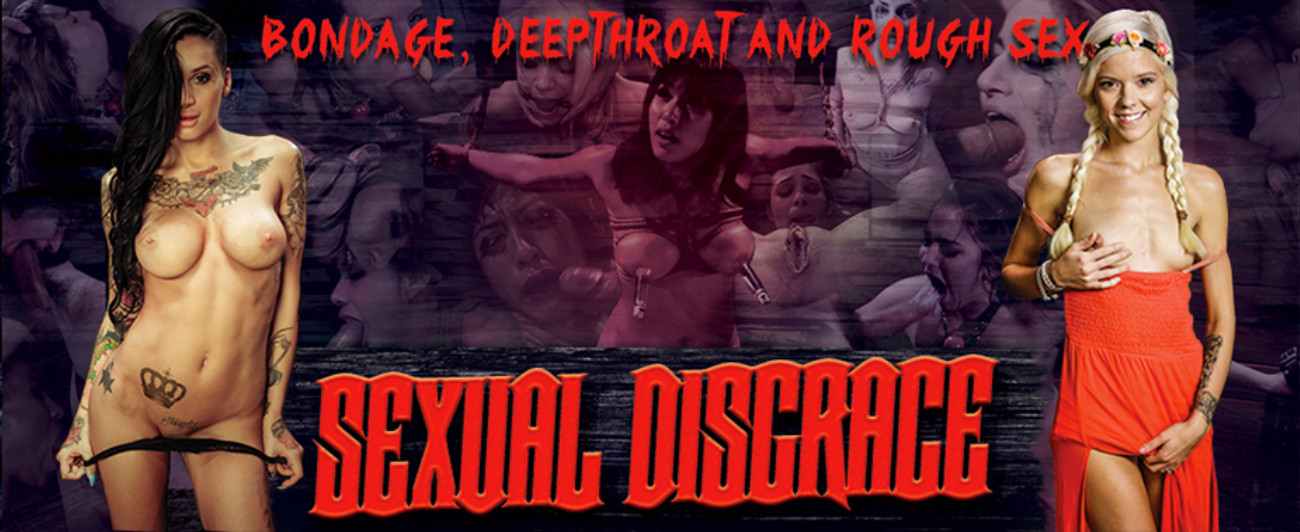 Sexualdisgrace update0802 SiteRip / Porn Stars / 30 vids