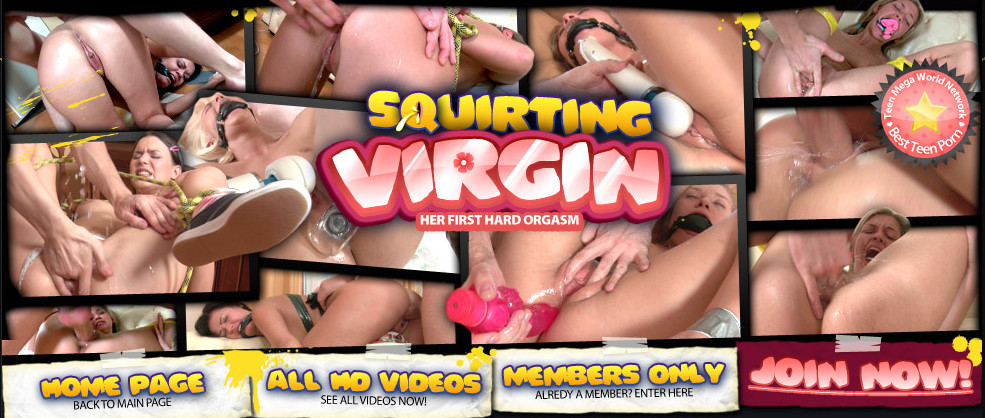 Squirtingvirgin SiteRip / All Fetishes / 31 vids
