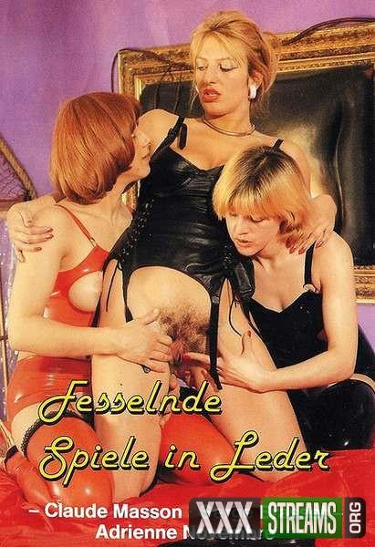 Fesselnde Spiele In Leder / Les Week-Ends De Caroline (1980/DVDRip)