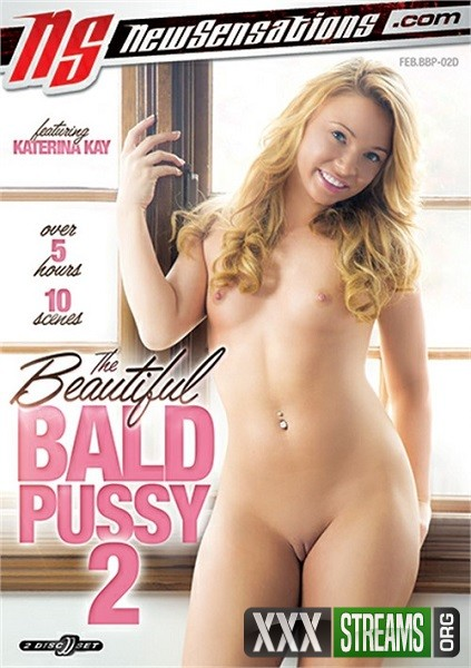 The Beautiful Bald Pussy 2 (2018/DVDRip)