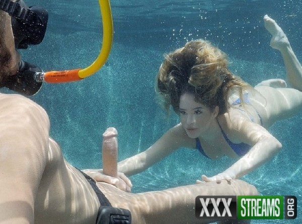 Photo sex underwater