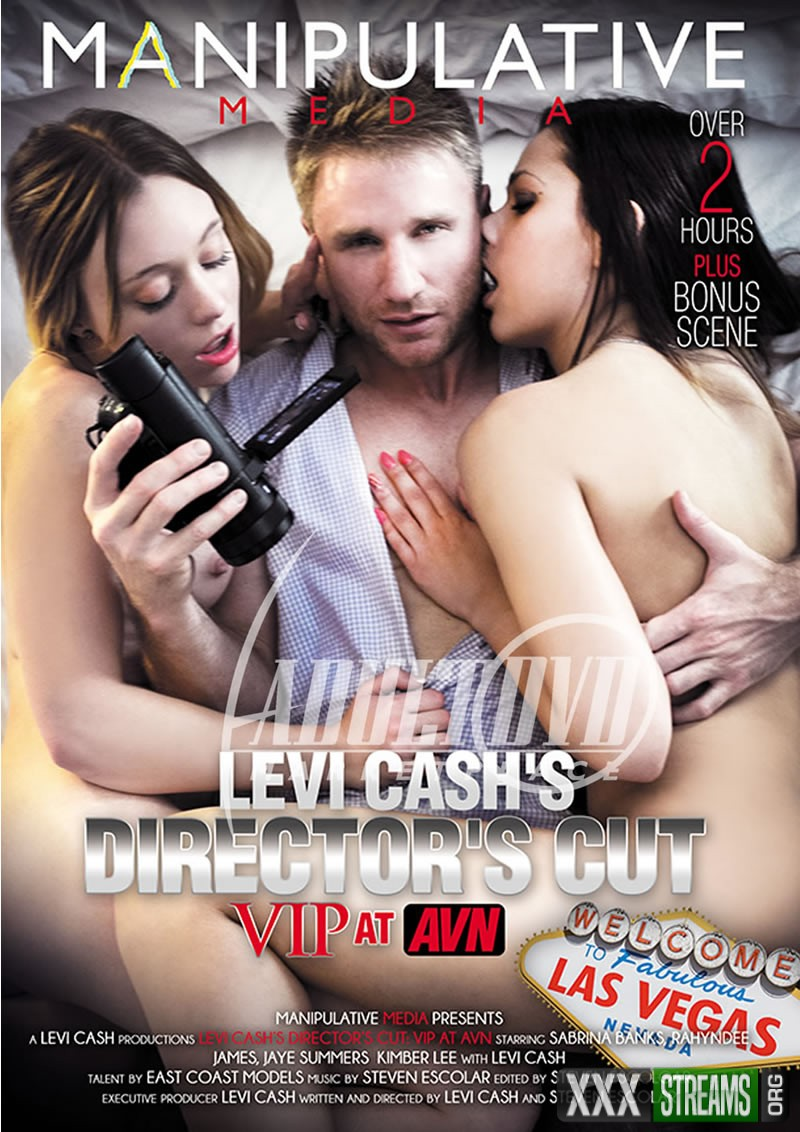 Levi Cashs Directors Cut VIP At AVN