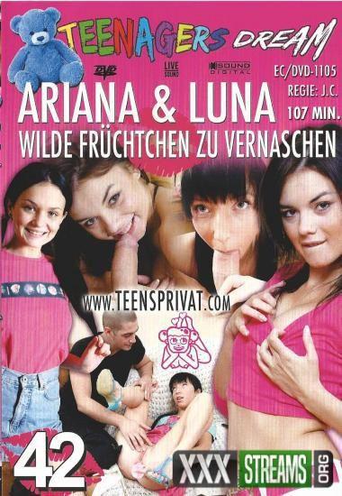 Teenagers Dream 42 Ariana und Luna Wilde Fruechtchen zum Vernaschen