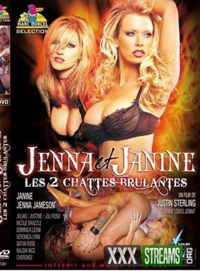 Jenna Et Janine Les 2 Chattes Brulantes
