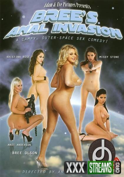 Brees Anal Invasion (2009/DVDRip)