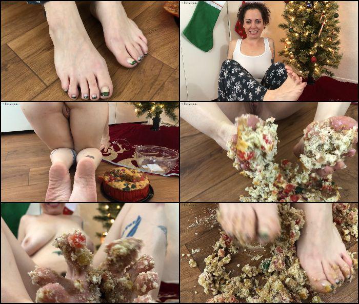 nikki-sequoia fruitcake-foot-smash-2017-12-26 Preview