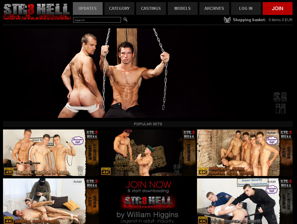 Str8hell update1402 SiteRip / Gay / 10 vids