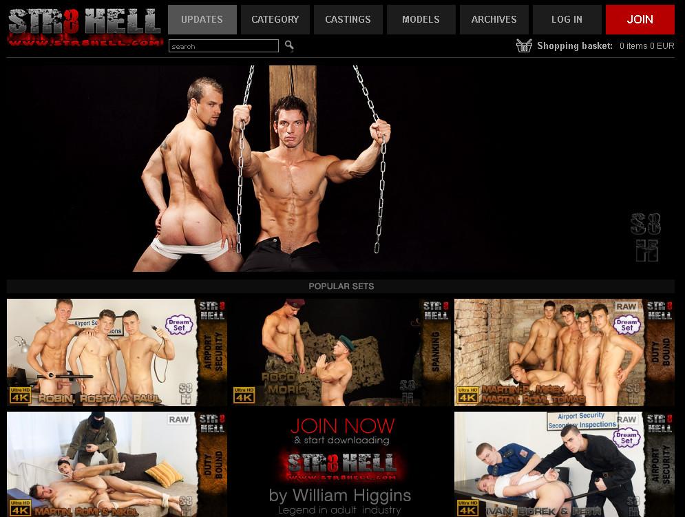 Str8hell update1402 SiteRip / Gay / 10 vids