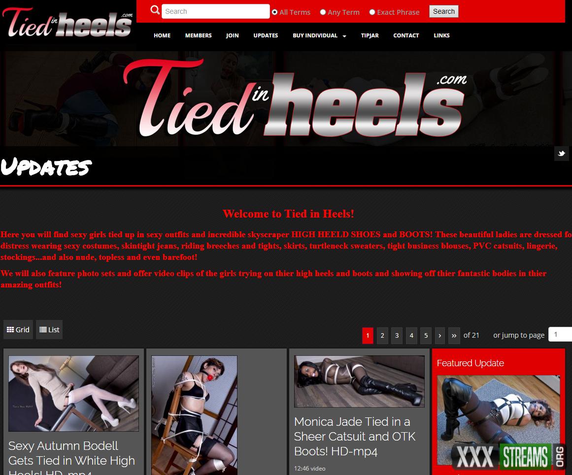 TiedinHeels.com – Siterip