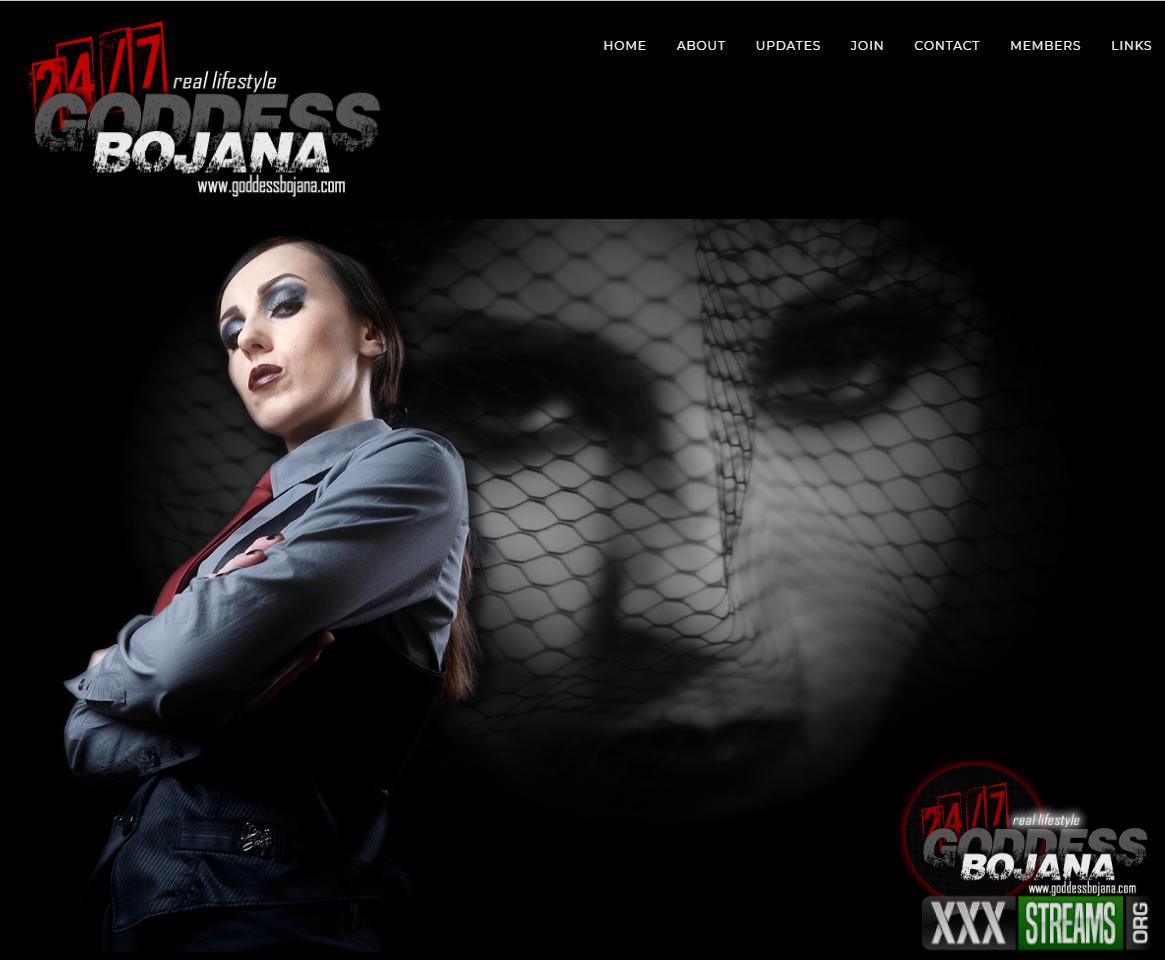 GoddessBojana.com – Siterip