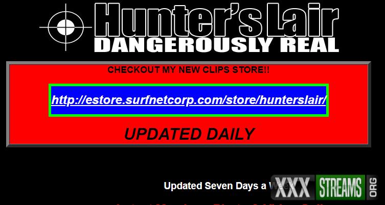 HuntersLair.com – Siterip
