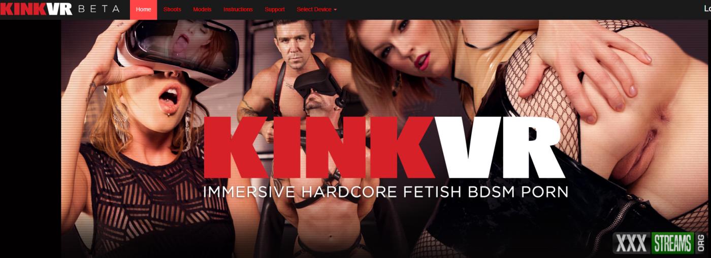 KinkVR.com – Siterip