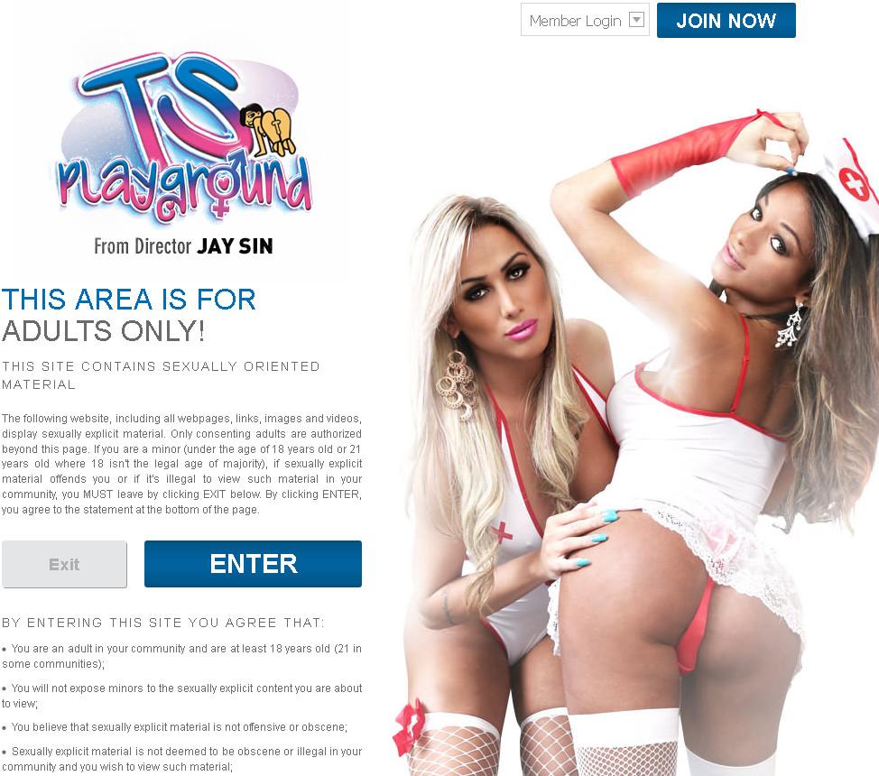 Tsplayground update1103 SiteRip / Hardcore Sex / 583 vids