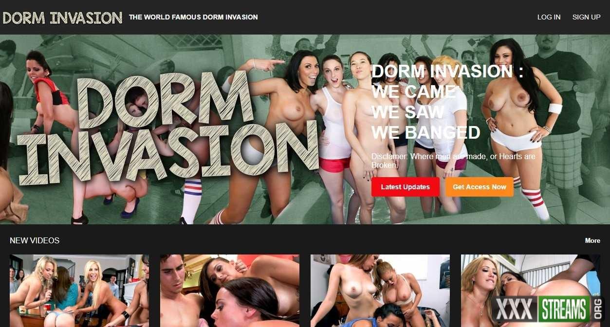 DormInvasion.com – SITERIP