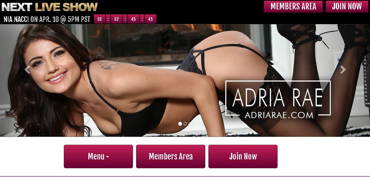 Adriarae update1302 SiteRip / Porn Stars / 41 vids