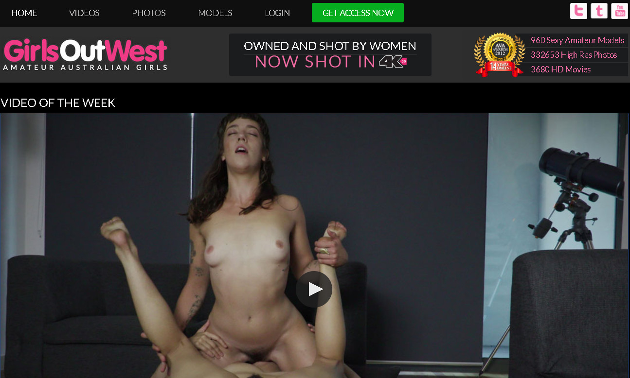Girlsoutwest update1903 SiteRip / Big Boobs / 45 vids