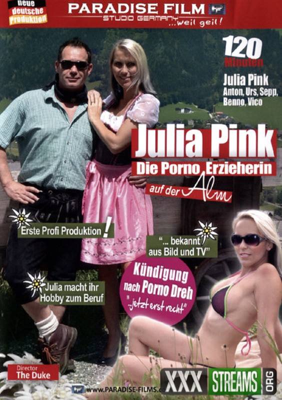 Julia Pink Stream