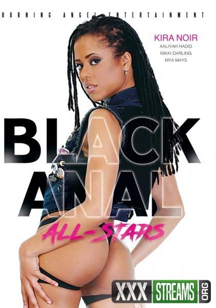 Black Anal All-Stars (2018/DVDRip)