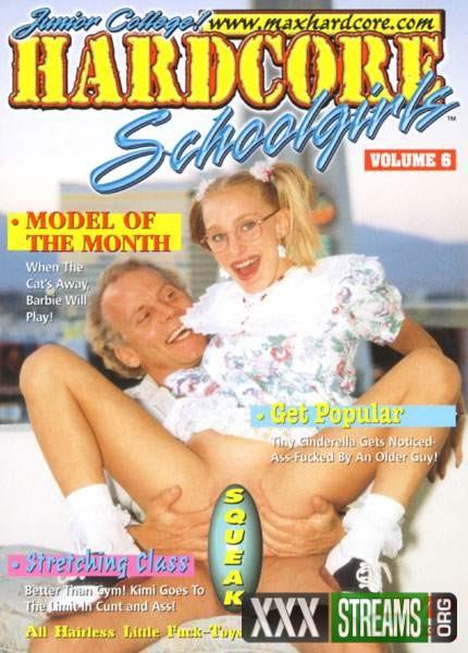 Hardcore Schoolgirls 6 (1996/DVDRip)