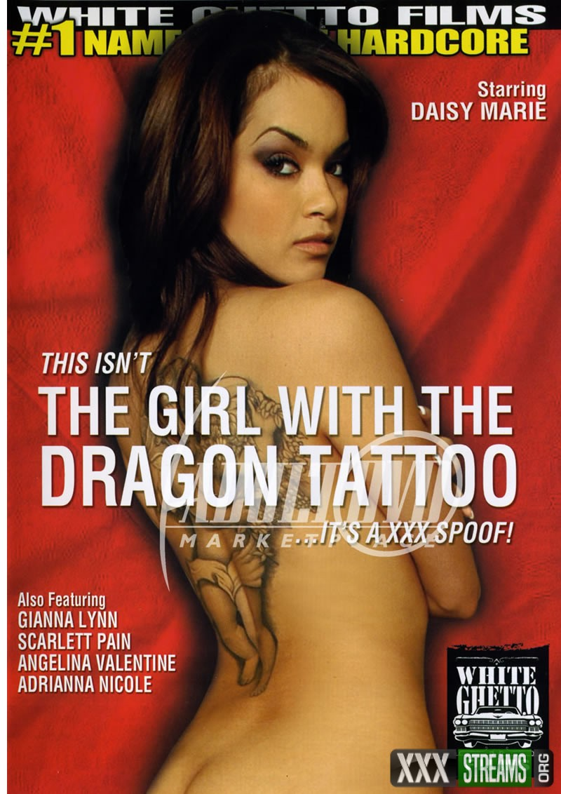 This Isnt The Girl With The Dragon Tattoo Its A XXX Spoof