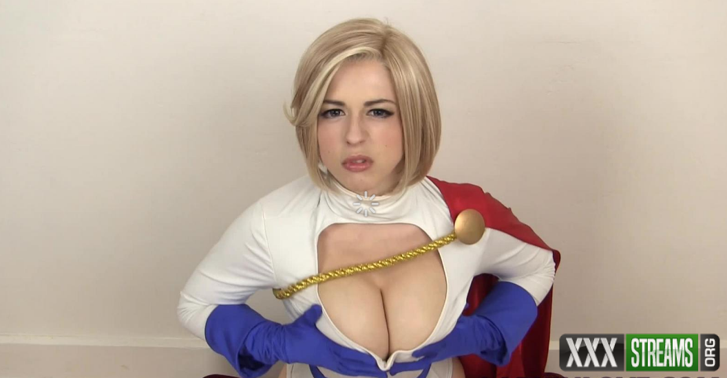 Larkin Love – Power Girl Tittyfuck (ManyVids.com)
