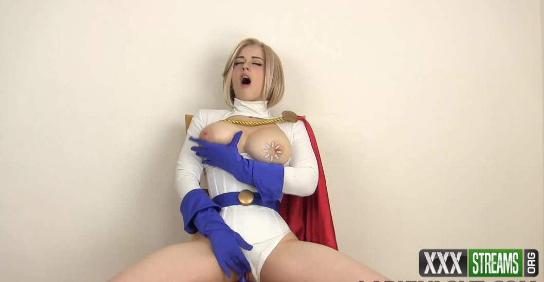 Larkin Love – Power Girl Wet Creamy Dildo Fuck (ManyVids.com)