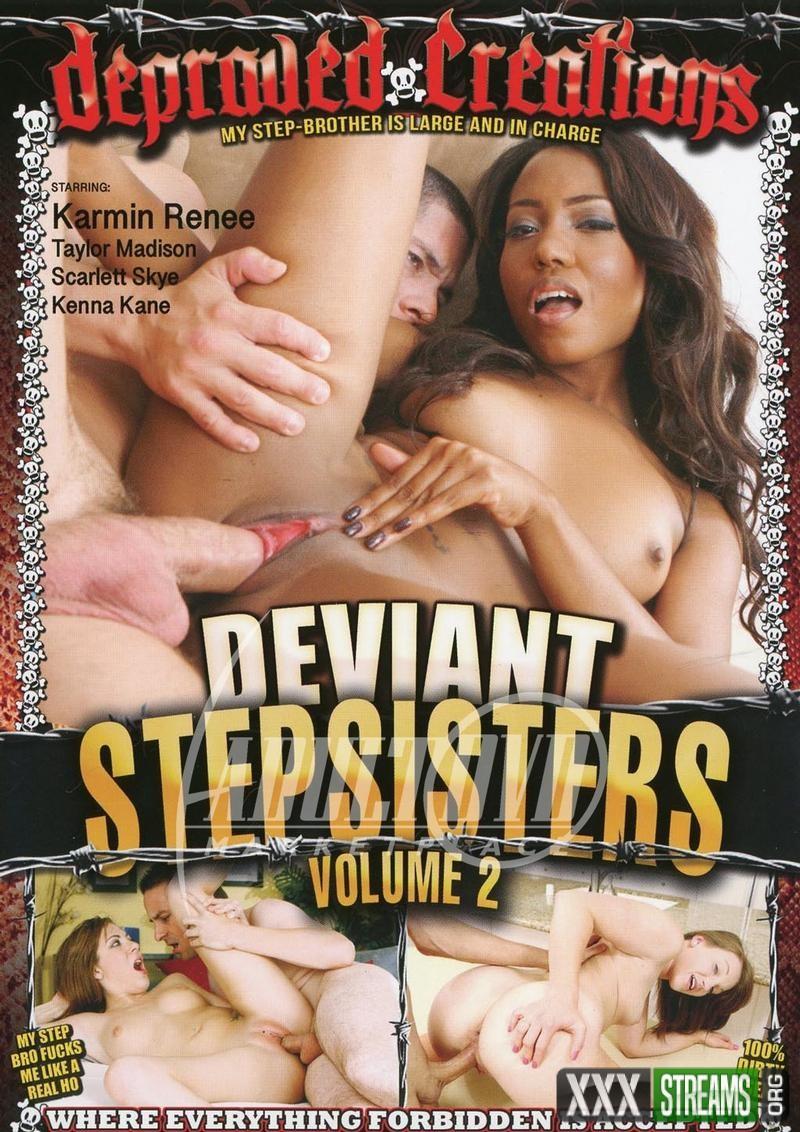 Deviant Stepsisters 2 (2018)