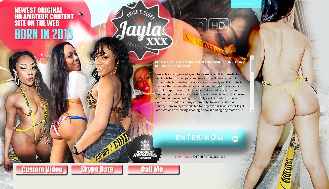 Jaylaxxx SiteRip
