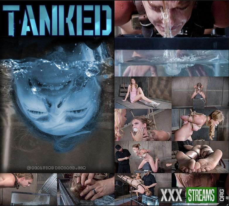 Ashley Lane – Tanked – Part 2 (RealTimeBondage.com)