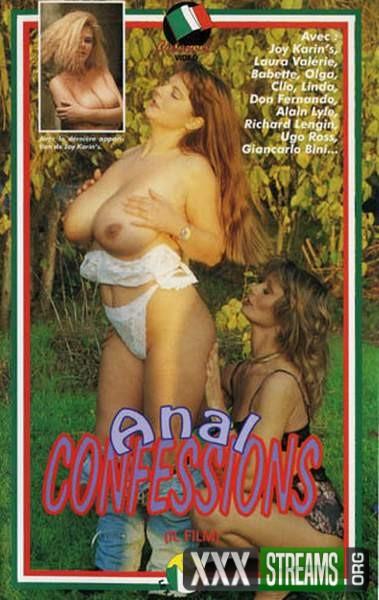 Anal Сonfessions (1991/VHSRip)