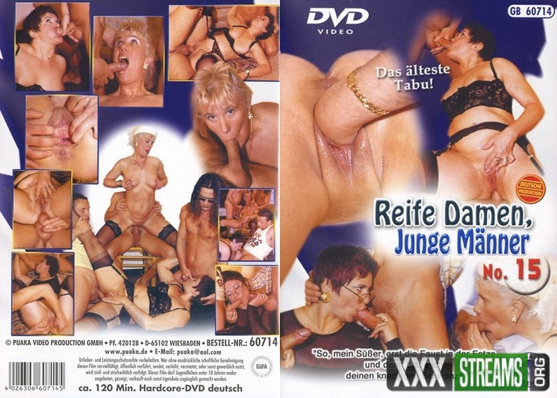 Reife Damen, Junge Manner 15